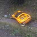 В Украине разбили спортивный Lotus Elise