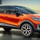 Новый «паркетник»: Renault представила кроссовер Captur для Индии