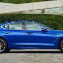 Стартовали продажи нового премиального седана из Южной Кореи