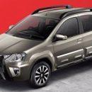 Псевдокроссовер Toyota Etios Cross получил спецверсию
