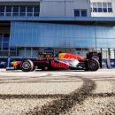 Red Bull Racing провела демозаезды в Швейцарии