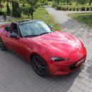 Mazda MX-5. Генератор позитива