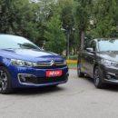 Citroen C-Elysee и Peugeot 301. Единство противоположностей