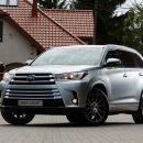 Toyota снизила цены на Highlander