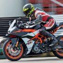 KTM RC 390- обзор мотоцикла