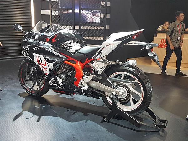 Honda CBR250RR- специальная версия спортивного мотоцикла