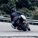 Yamaha оснастит FJR1300 электронной подвеской