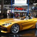 Родстер BMW Z4 получит мотор мощностью 385 л. с.