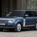 Land Rover представил обновленный Range Rover