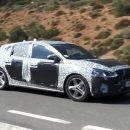 Новый Ford Focus попался на видео в Испании