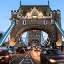 Лондонские власти заставят раскошелиться владельцев «грязных» машин