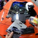 Видео: Lamborghini превратили в огромный джойстик для XBox