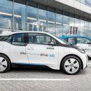 Московский каршеринг получил новые гибриды BMW i3