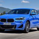 BMW официально представил кросс-купе Х2