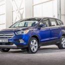 Ford увеличил локализацию кроссовера Kuga