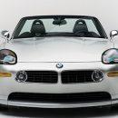 Родстер BMW Z8 Стива Джобса уйдет с молотка