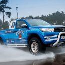 Toyota сделала из Hilux игрушку на радиоуправлении