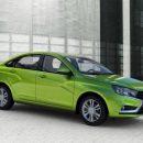 Lada озвучила цены на новые комплектации седана Vesta