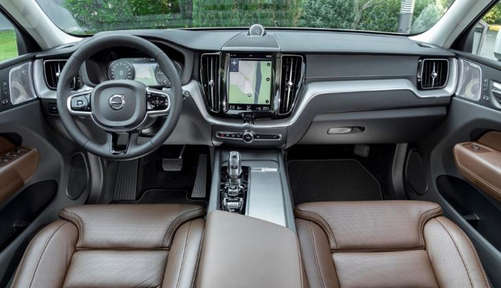 Объявлена российская цена кроссовера Volvo XC60 нового поколения