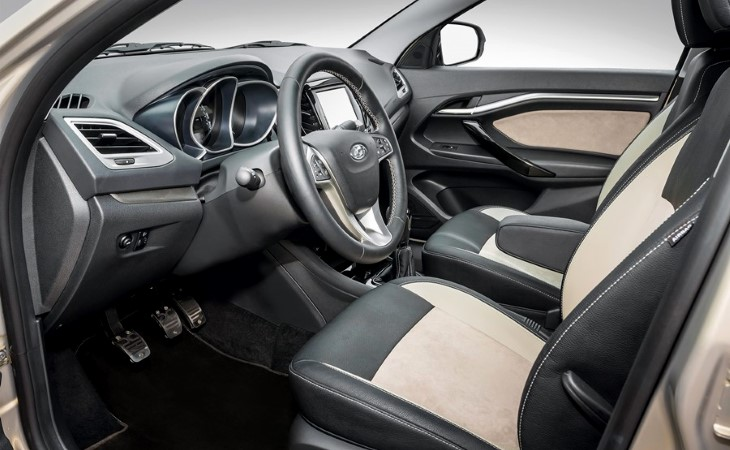 У дилеров появился «эксклюзивный» седан LADA Vesta