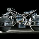 Инновационный мотоцикл Spherical Drive System