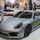 Porsche показала электрический Cayman