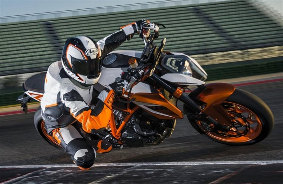 KTM 1290 SUPER DUKE R SPECIAL EDITION: супер нейкед