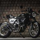 Салоны Ducati пополнились интересными новинками.  Desert Sled и Scrambler Cafe Racer