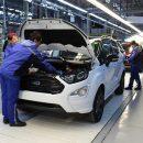 Из России начали поставлять комплектующие на завод Ford в Румынию