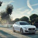 Второй кроссовер Maserati появится в 2020 году