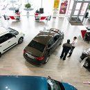 Россияне потратили на новые автомобили более триллиона рублей