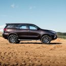 Toyota объявила российские цены на Fortuner