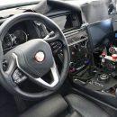 Рассекречен интерьер внедорожника Rolls-Royce
