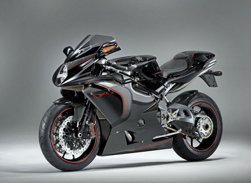 7. MV AGUSTA F4CC: мотоцикл для любителей экзотики
