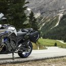 Обзор Спортивно-туристического мотоцикла Yamaha FZ8-S (Fazer8)