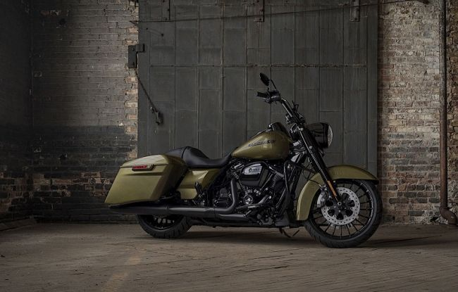 Harley Davidson Road King Special 2017