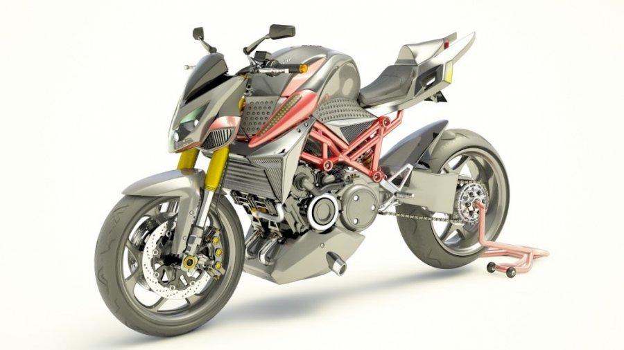 Новые разработки Lightning Motorcycles. Электробайк способный проехать 650 км с одной зарядки