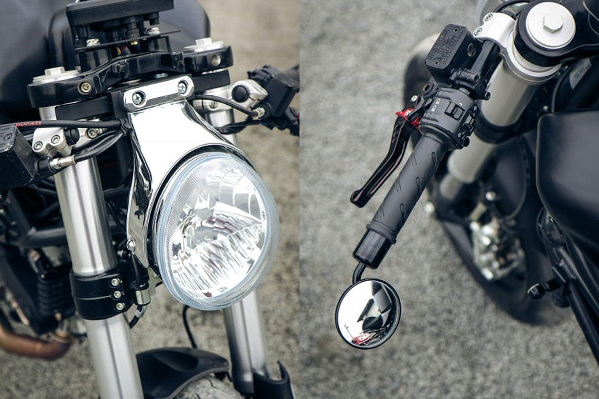 Ducati Hypermotard стритфайтер