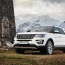 Ford установил рекорд продаж в России