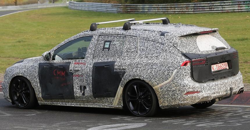 Ford Focus четвертого поколения: будет универсал
