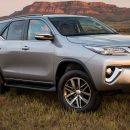 Toyota объявила цены на Fortuner