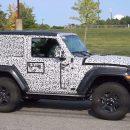 Новый Jeep Wrangler получит 2-литровый турбомотор