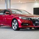 Рестайлинговая Honda Accord приедет в феврале