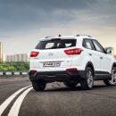 Самый популярный SUV в России — Hyundai Creta
