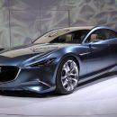 Инженеры Mazda создали складной задний спойлер