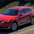 Mazda объявила дату начала продаж в РФ кроссовера CX-9