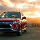Mitsubishi привезет в Россию новый компактный кроссовер Eclipse Cross
