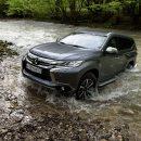 Mitsubishi снизила цены на Pajero Sport в России