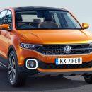 Названы сроки появления кроссовера на базе Volkswagen Polo