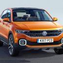 Самый маленький кроссовер Volkswagen появится через год